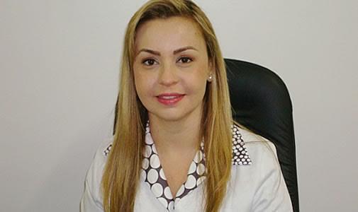 Miriam Sabino, dermatologista